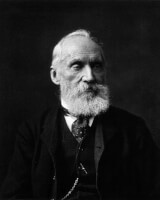 Lord Kelvin (William Thomson) / Bron: Onbekend / Wikimedia Commons