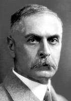 Karl Landsteiner (1868-1943) / Bron: The Nobel Foundation Bachrach Studios, Wikimedia Commons (CC BY-SA)