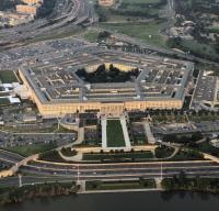Pentagon / Bron: Touch Of Light, Wikimedia Commons (CC BY-SA-4.0)
