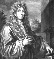 <I>Christiaan Huygens</I> / Bron: Onbekend, Wikimedia Commons (Publiek domein)